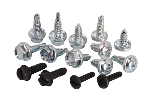 garage screws, garage door screws, garage door hinge screws, garage door self tapping screws